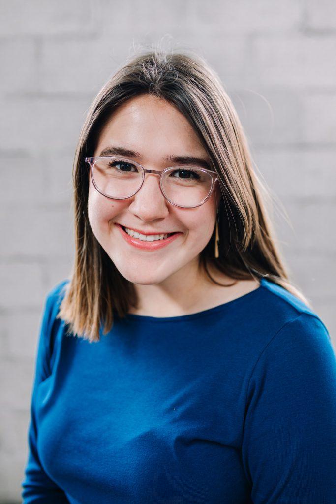 Aila Ganić 683x1024 - Meet the Team - Climate Change 2020