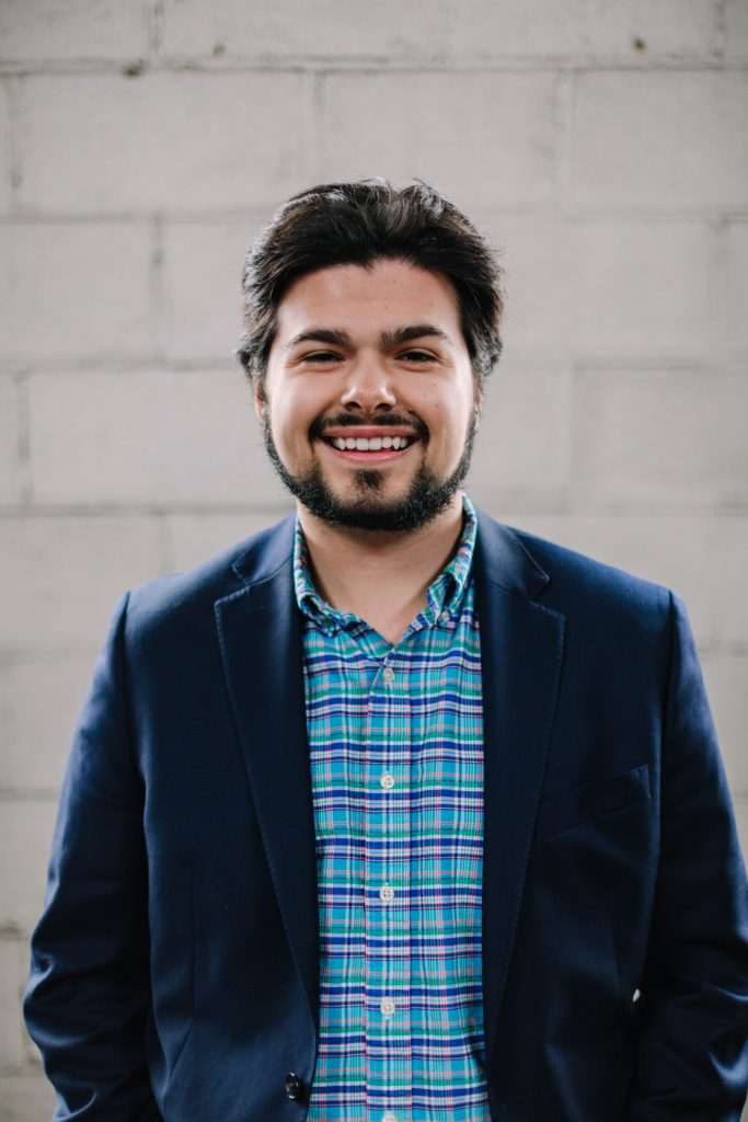 Dylan Patrick 683x1024 - Meet the Team - Climate Change 2020