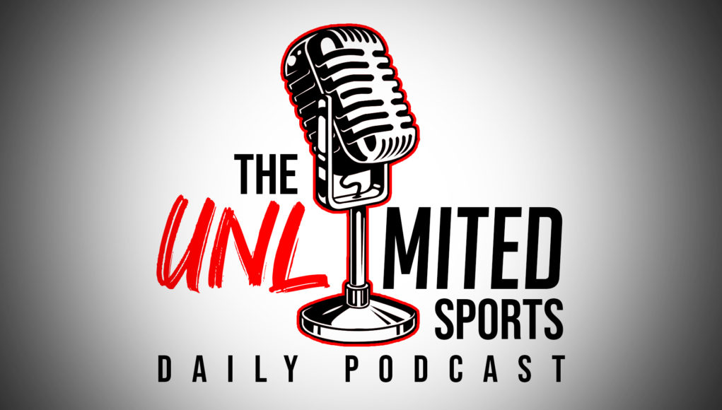 The UNLimted Sports Daily Podcast Logo