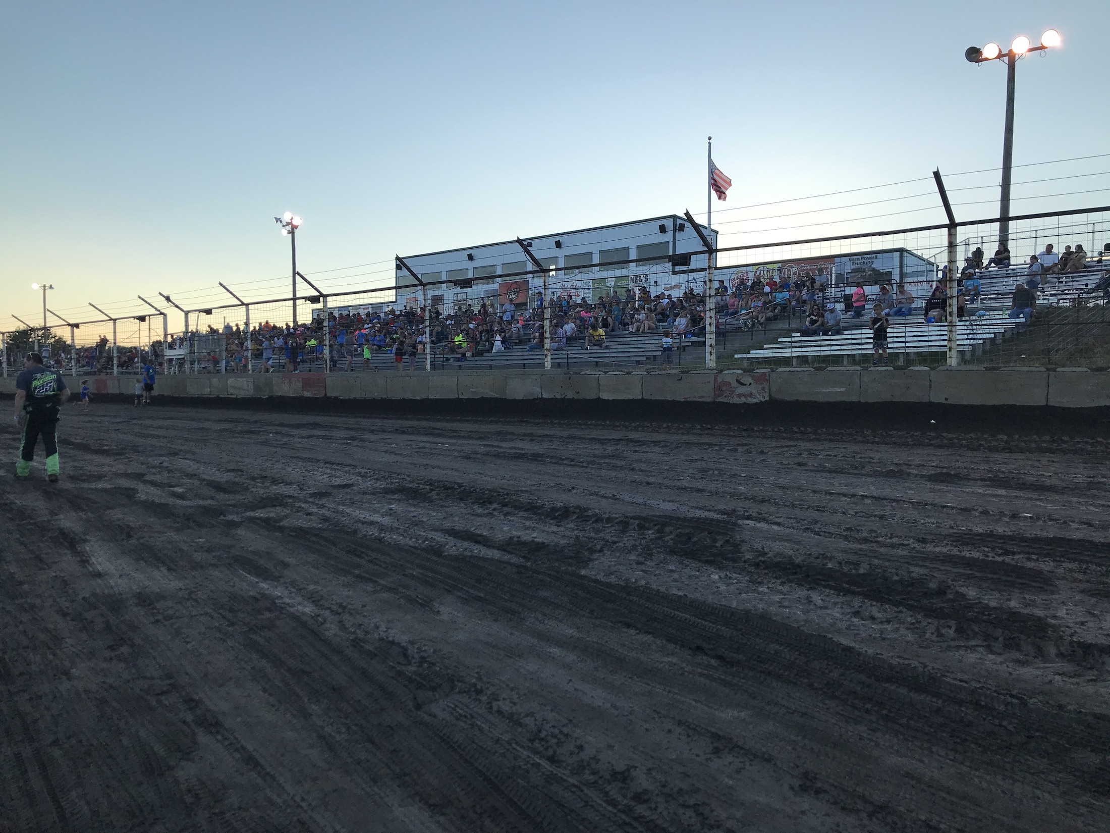 fans - Young IMCA Driver On The Rise