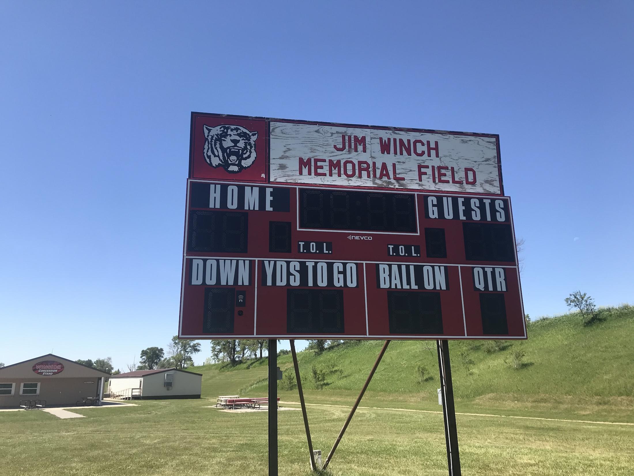 scoreboard - Nebraska high school sports still battling COVID-19