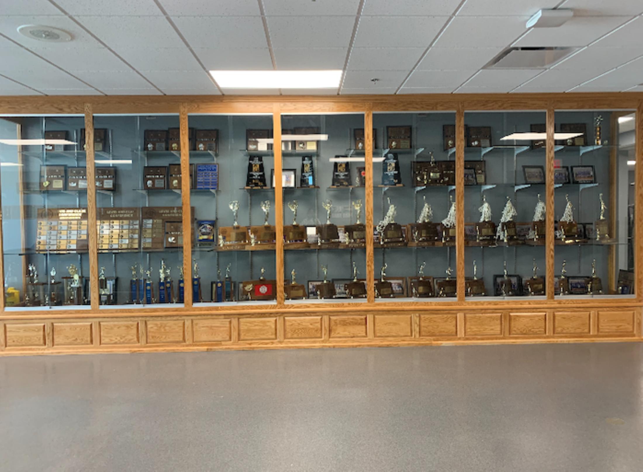 trophies 1 - Wynot Public Schools taking preventative measures against COVID-19