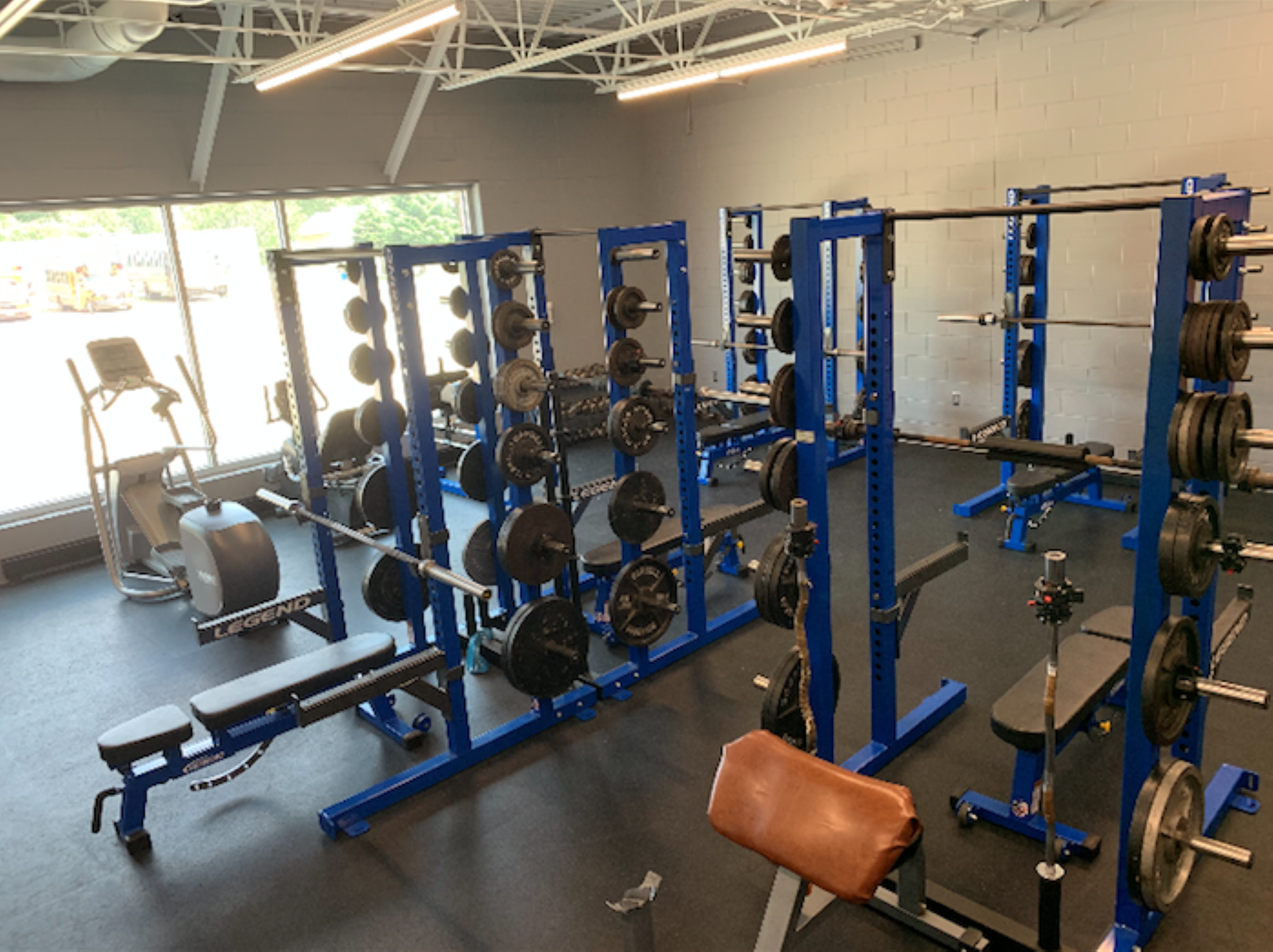 weight room 2 1 - Wynot Public Schools taking preventative measures against COVID-19