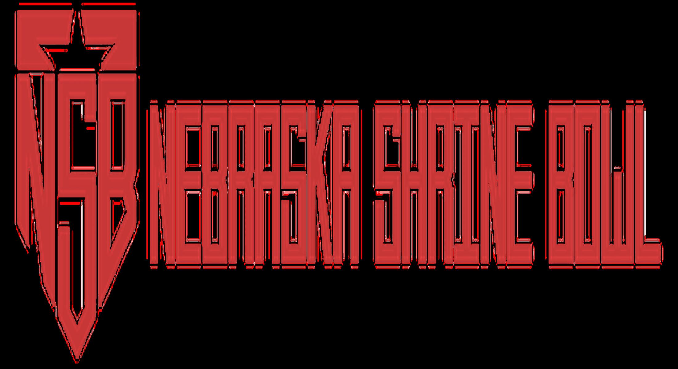 Nebraska Shrine Bowl Logo