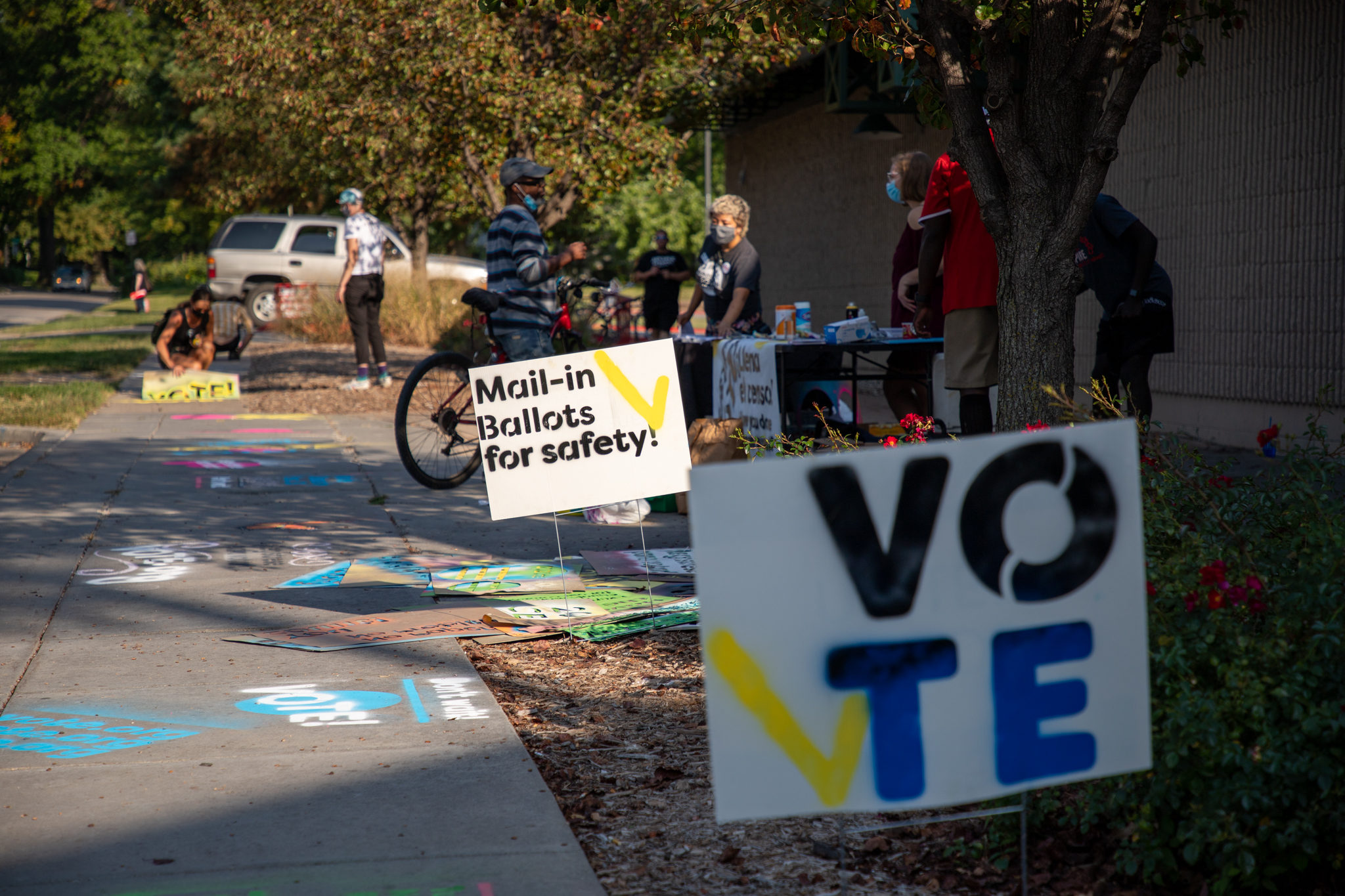 IMG 0062 1 - Voting education through art at Census, Art, Vote!