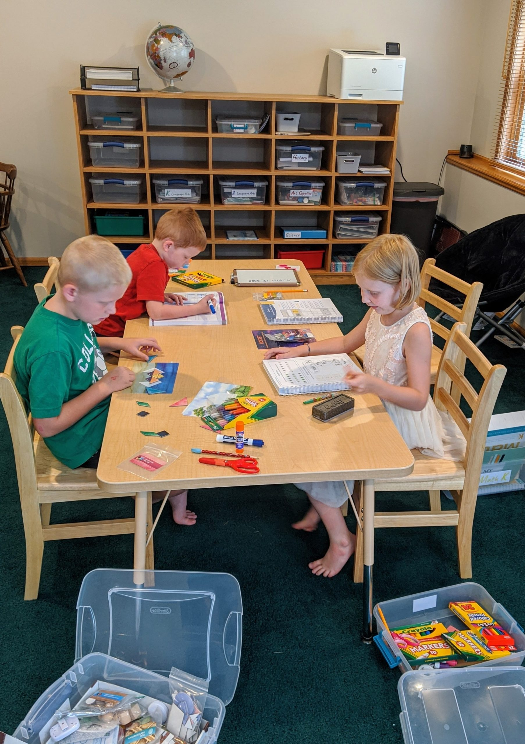 IMG 1529 scaled - Why some families are now homeschooling
