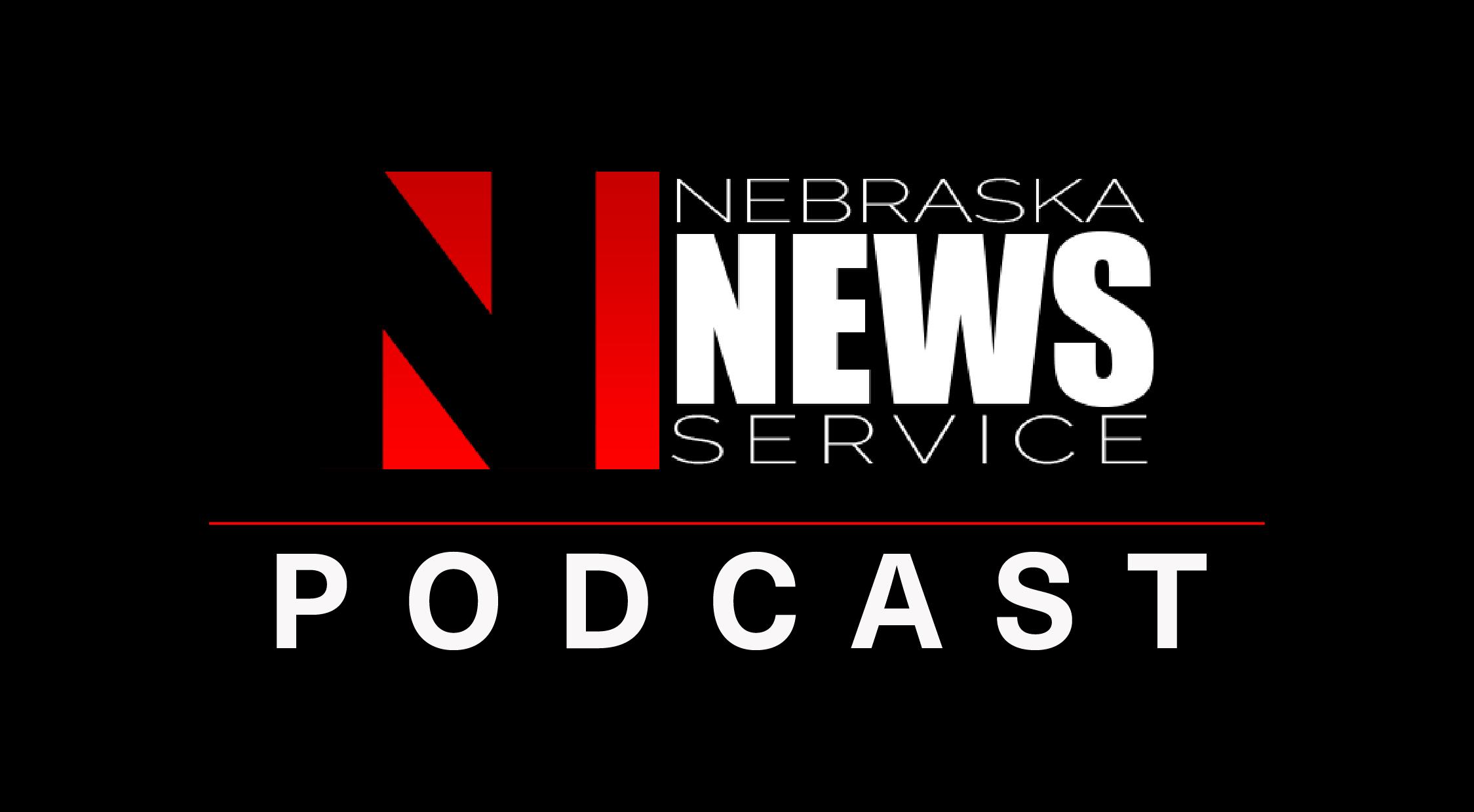 Nebraska News Service Podcast logo