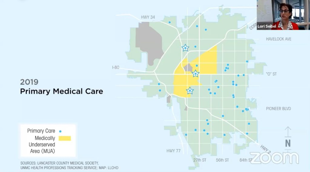 """Primary Medical Care 1024x570 - """"Racial Redlining"""" panel educates community on Lincoln's history"""