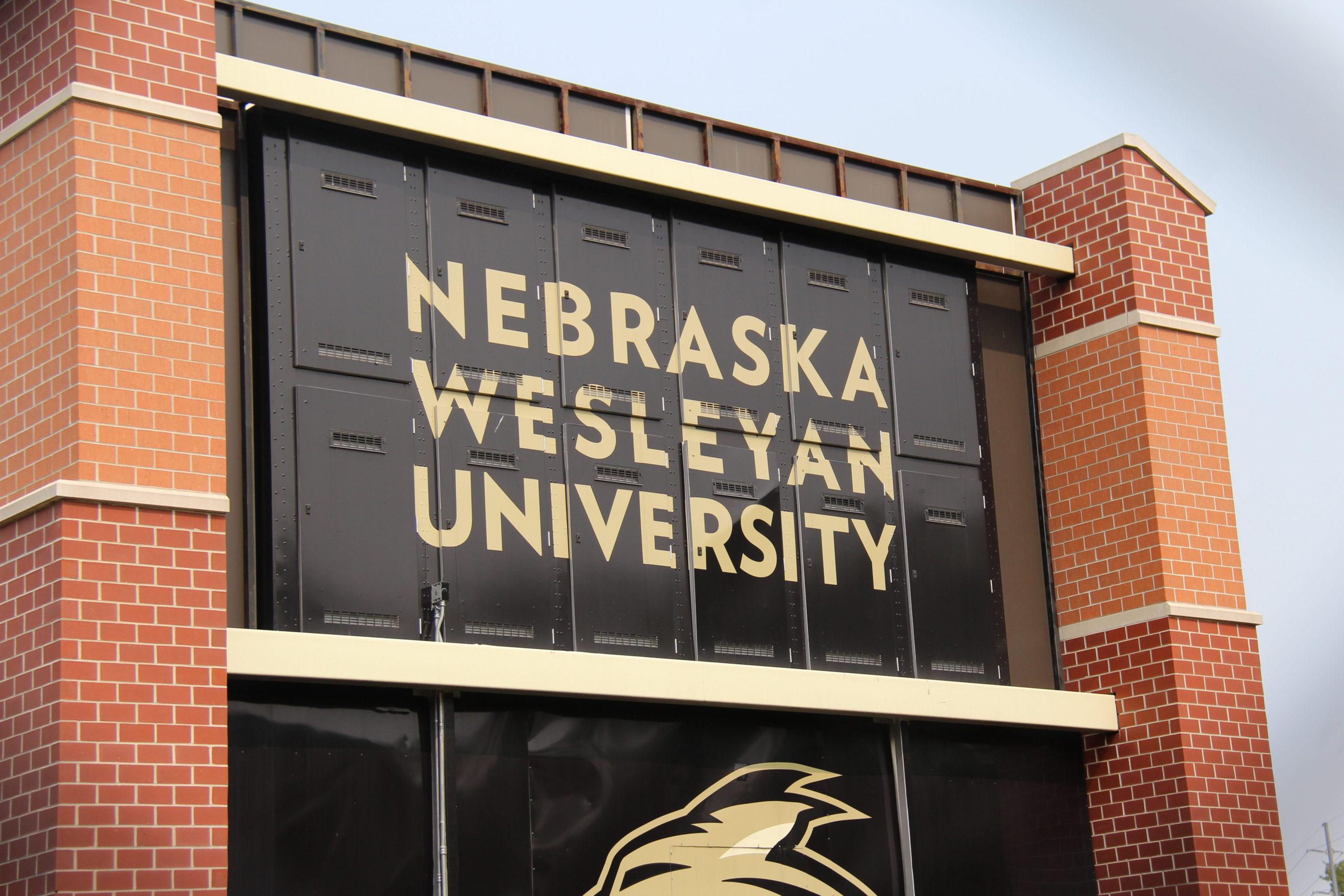 Nebraska Wesleyan University, home to the Prairie Wolves, located in Lincoln, Nebraska on Sept. 17, 2020. Photographer: Peyton Stoike