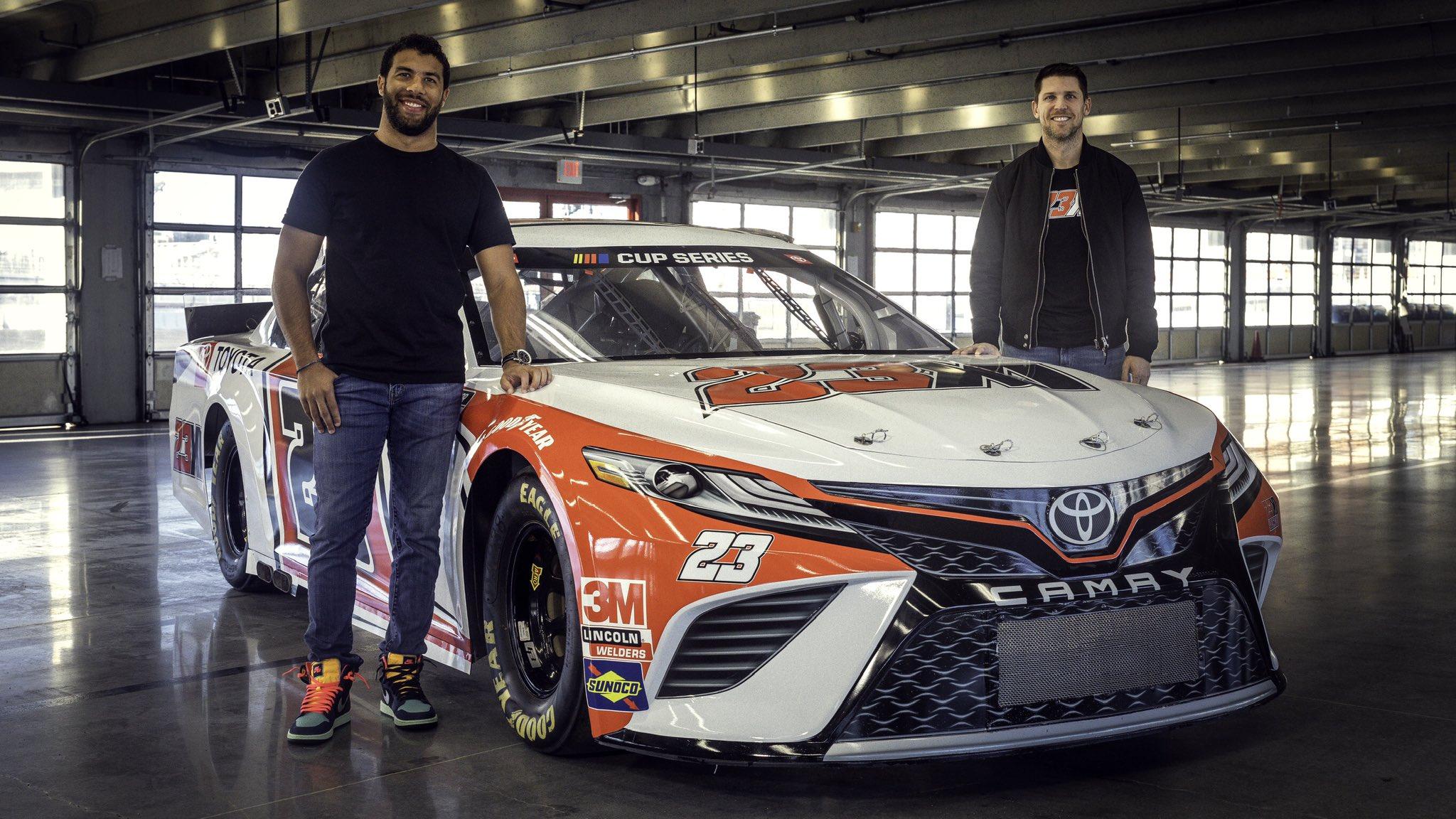 23XI Racing will make its NASCAR Cup Series debut at the Daytona 500 on February 14, 2021 at Daytona International Speedway. Photo by @23XIRacing