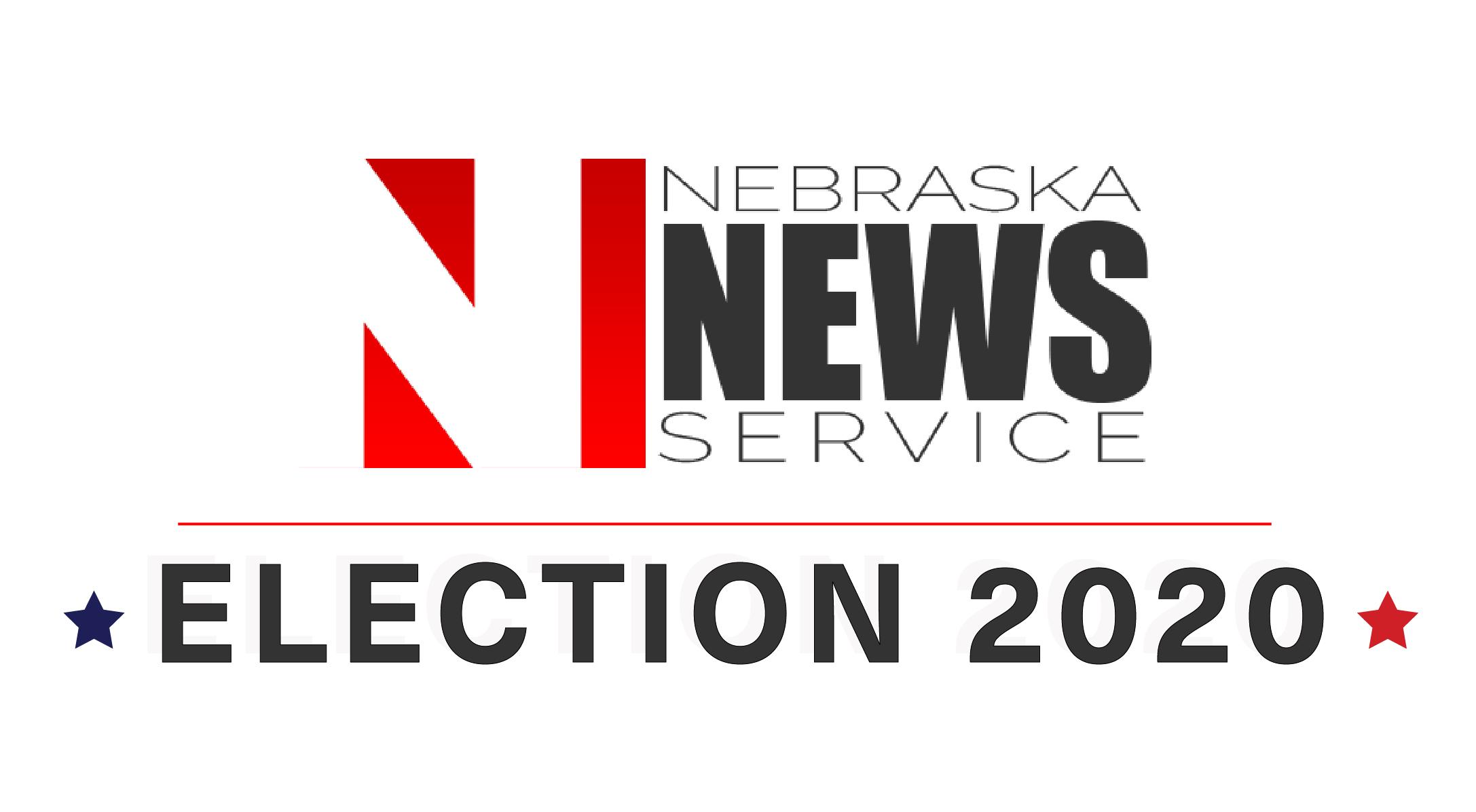 Nebraska News Service Election logo