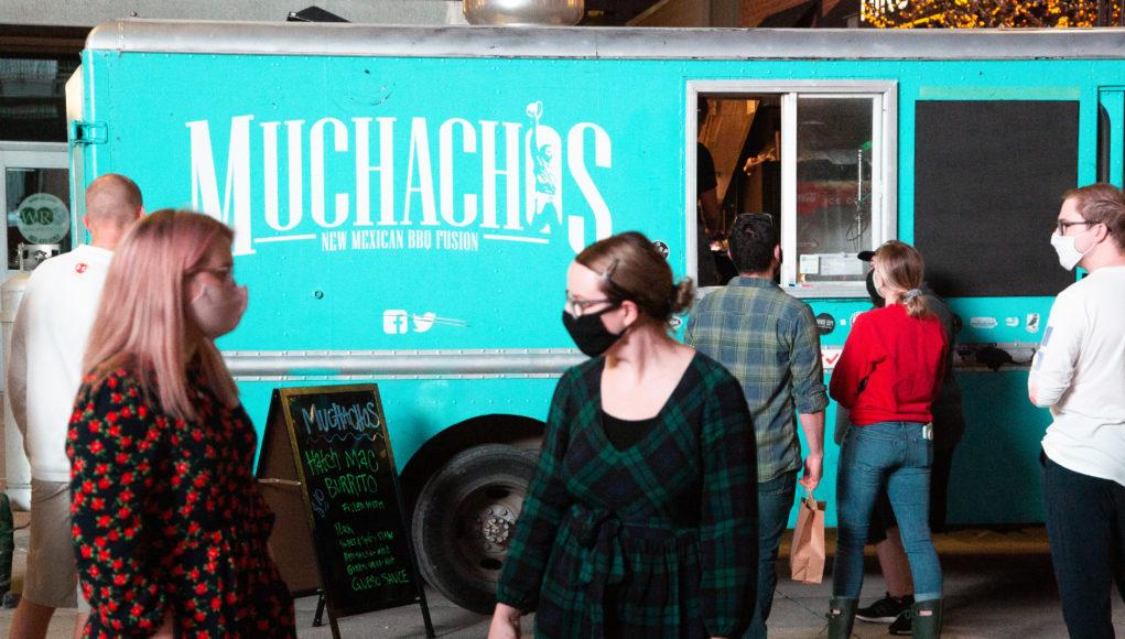 gracetrexel foodtruckevent 2 1021x580 - Food truck showdown raises money for charity