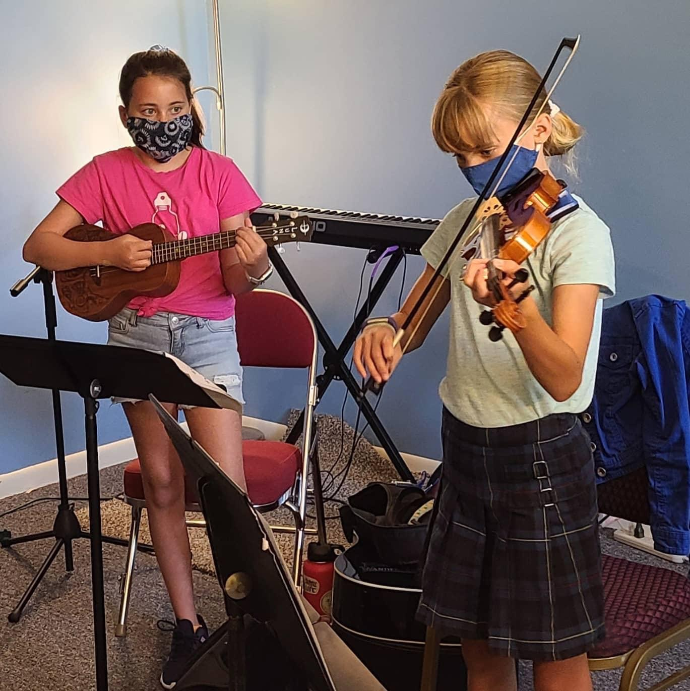 IMG 1105 - Lincoln music studio adapts practice during pandemic