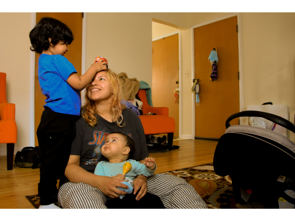 Luci Moran 03 - The nature of motherhood