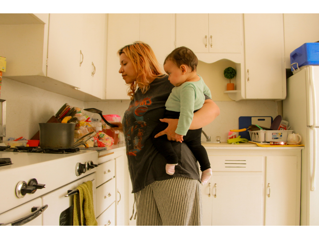Luci Moran 06 - The nature of motherhood