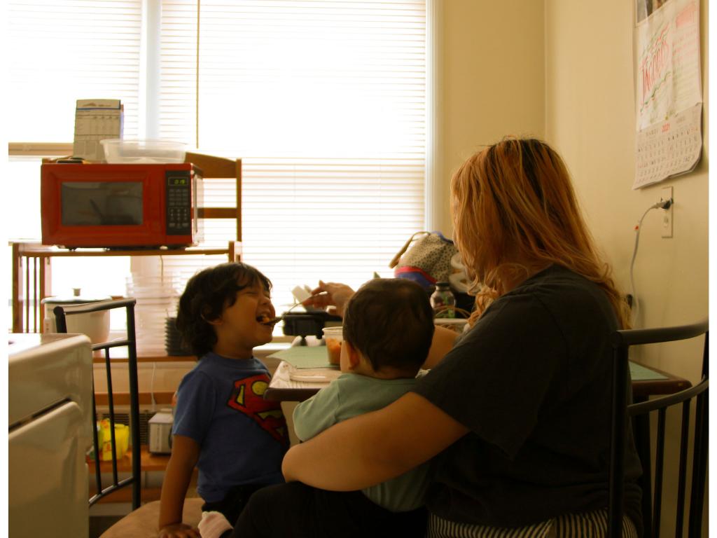 Luci Moran 07 - The nature of motherhood