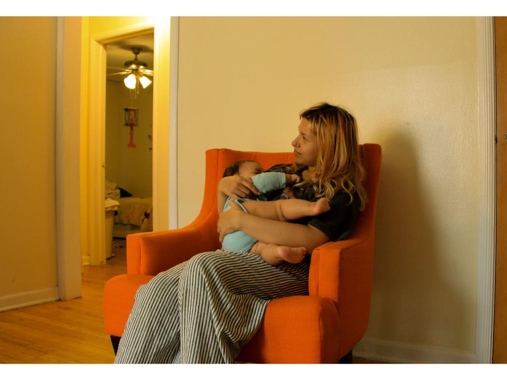 Luci Moran 08 - The nature of motherhood