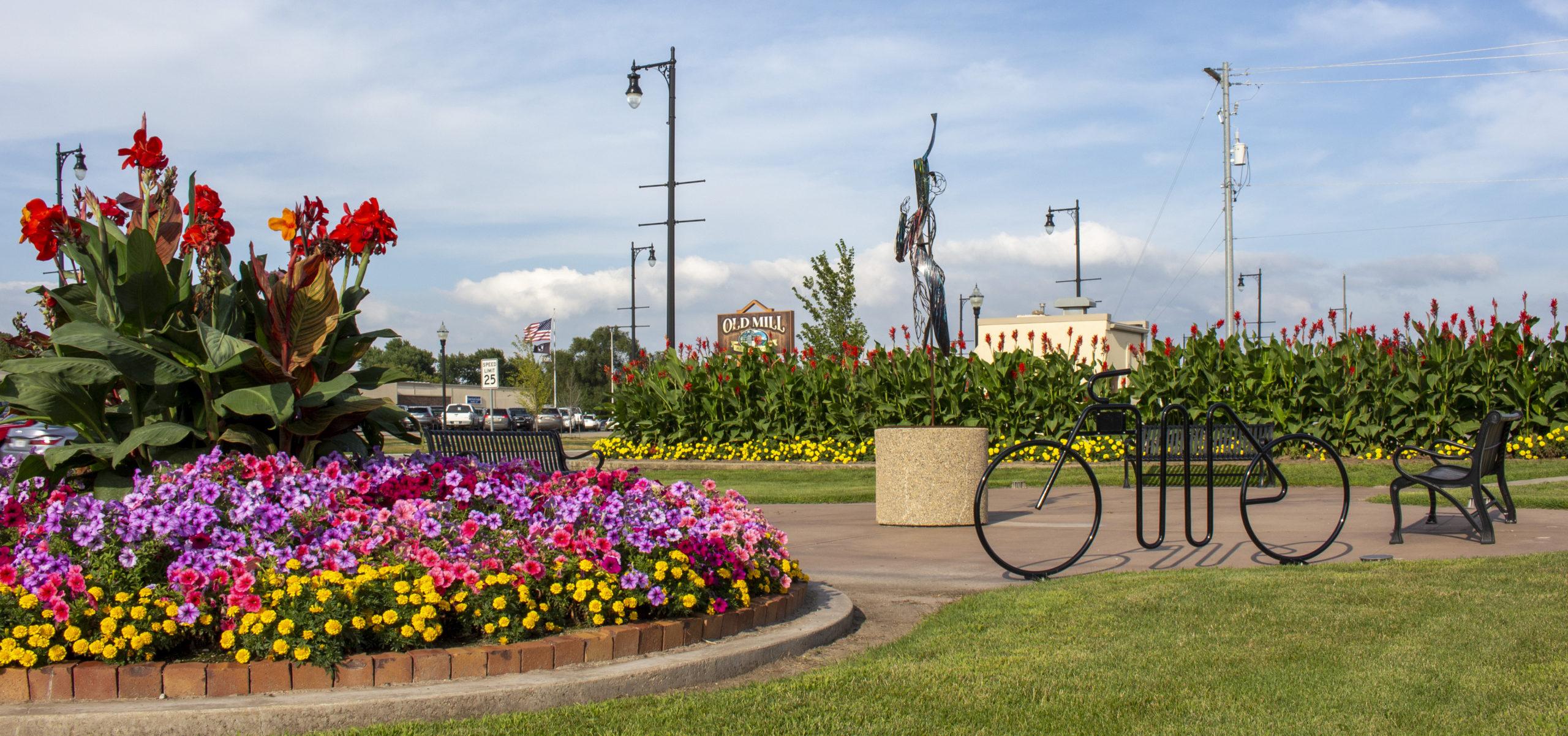Downtown Norfolk, Nebraska