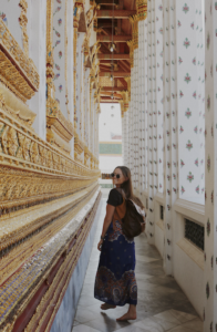 Oehm WatArun 196x300 - Students slowly return to study abroad programs after pandemic halted travel