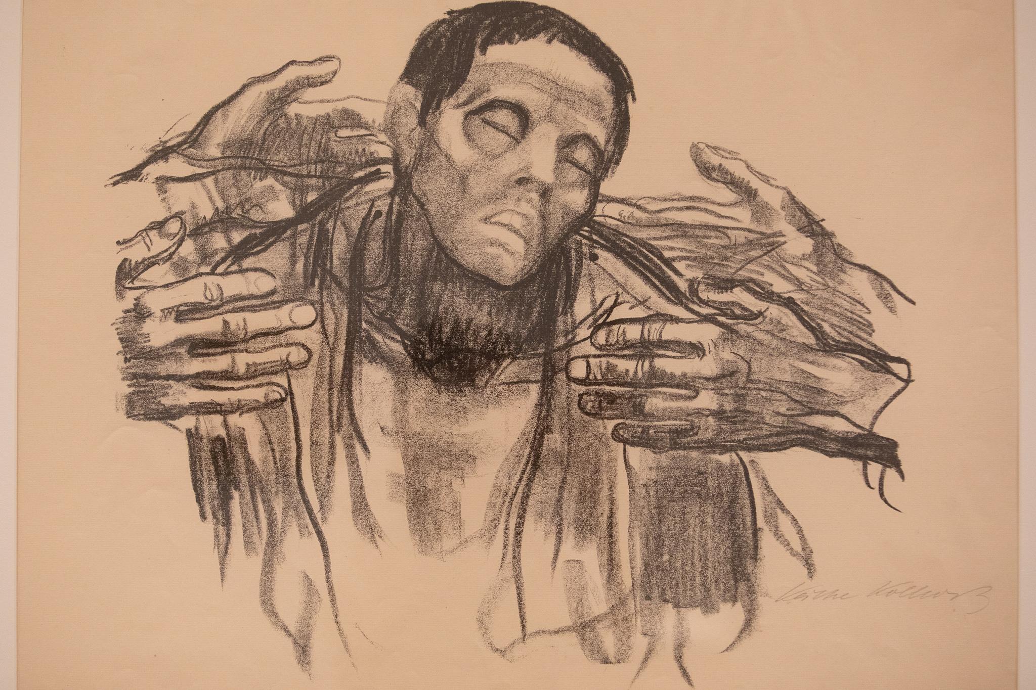 U2A3827 - Sheldon art exhibition shows waste drives human life