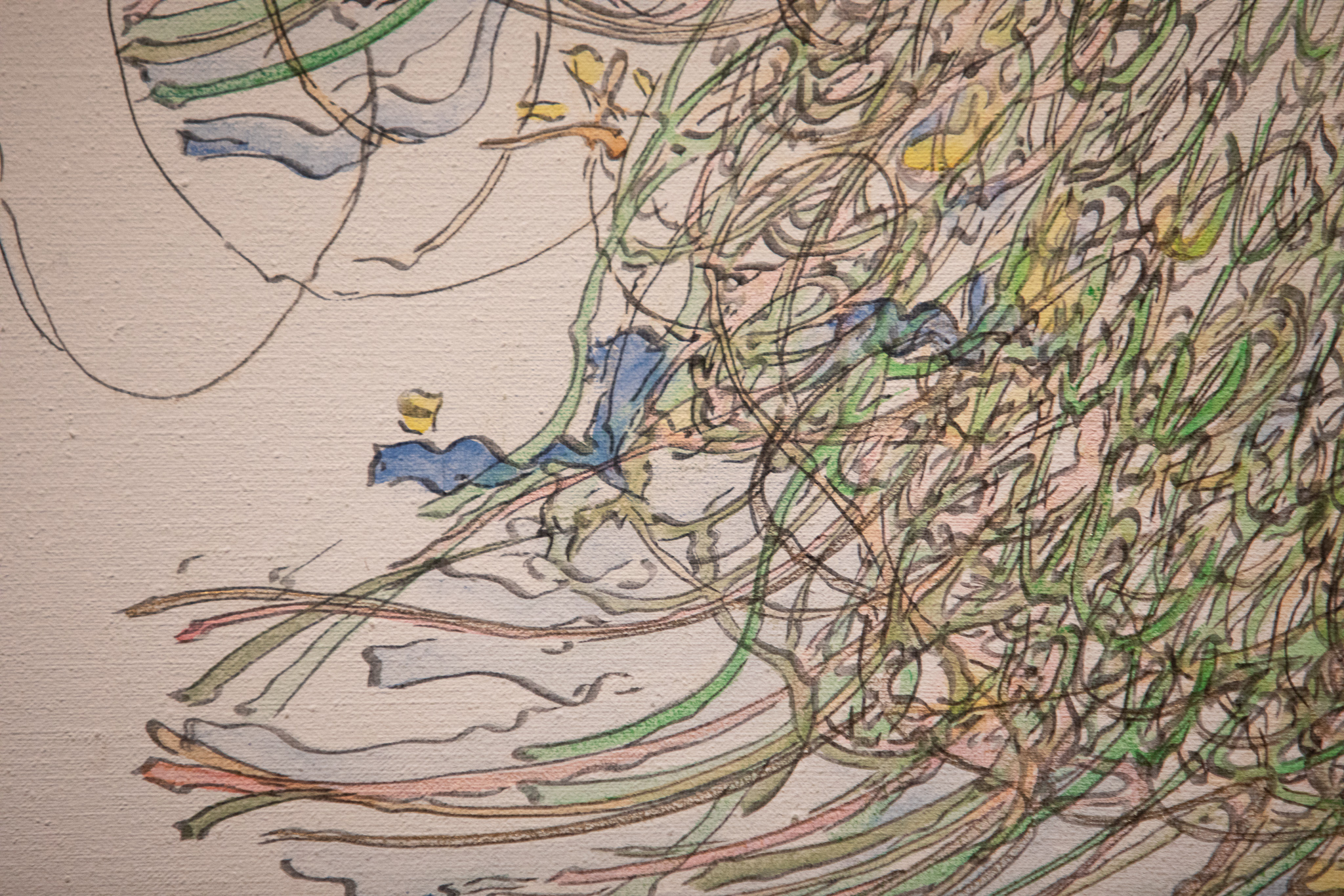 U2A3874 - Sheldon art exhibition shows waste drives human life