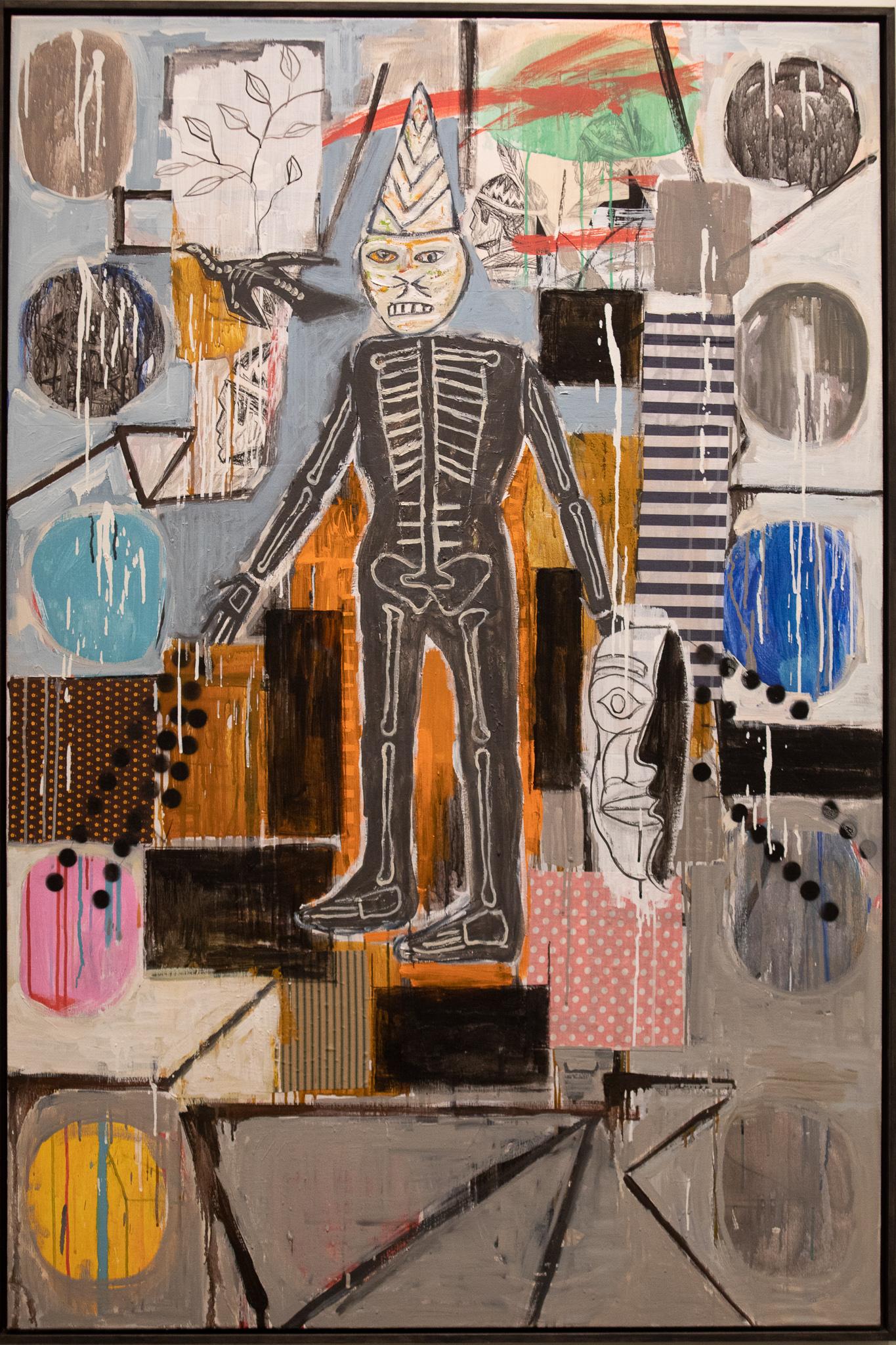U2A3875 - Sheldon art exhibition shows waste drives human life